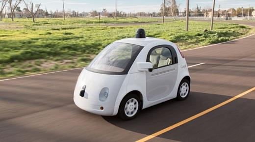 Google не будет разрабатывать собственные авто без водителей