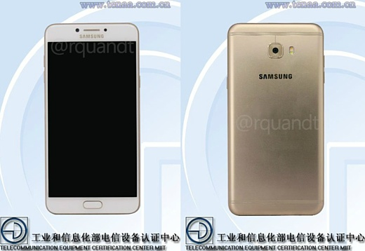 Samsung Galaxy C7 Pro прошел сертификацию TENAA