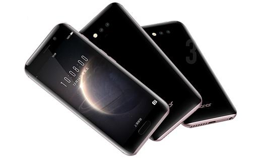 Huawei представила интересный смартфон Honor Magic