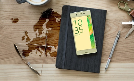 Sony обновила до Android Nougat смартфоны Xperia X и Xperia X Compact