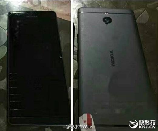 В сеть попали фотографии нового Android-флагмана Nokia