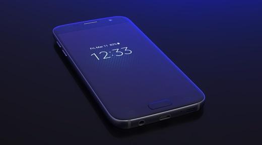 Слух: Samsung Galaxy S8 получит сканер отпечатков пальцев на задней панели