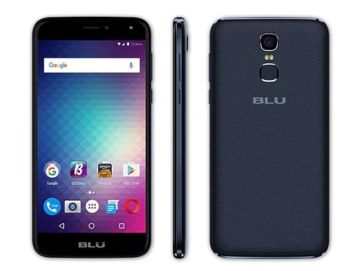 Blu анонсировала выносливый смартфон Life Max