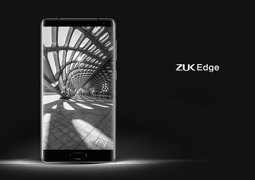 Lenovo анонсировала смартфон Zuk Edge