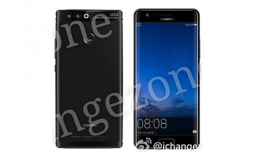 Утечка: фото Huawei P10