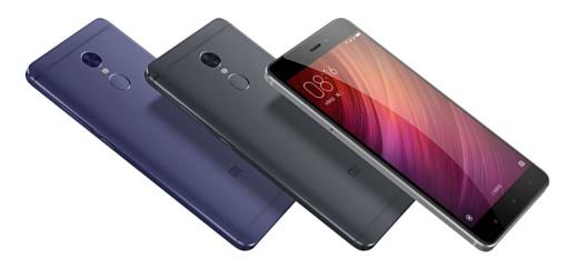 Xiaomi начала продажи Redmi Note 4 в синем и черном корпусах