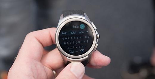 Google выпустит две топовые модели умных часов на Android Wear 2.0