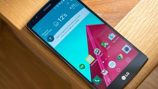 LG G6 могут выпустить на месяц раньше