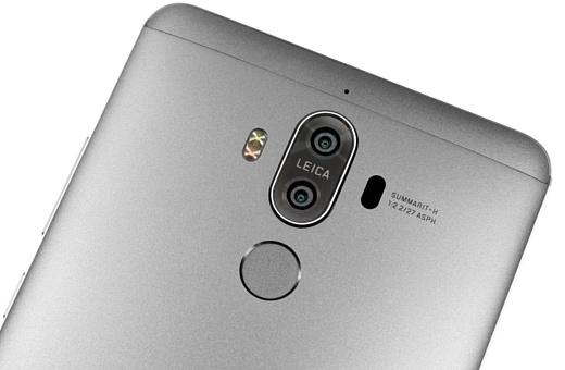 Huawei Mate 9 получил от DxOMark 85 баллов