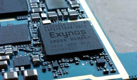 Утечка: новая информация о чипсете Samsung Exynos 8895