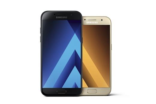 Samsung анонсировала смартфоны Galaxy A (2017)