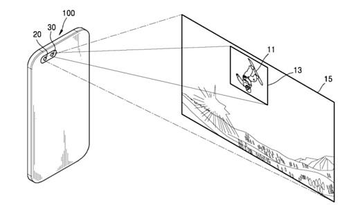 Samsung запатентовала камеру с двойным объективом