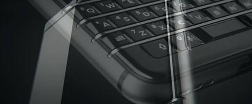 Опубликован новый тизер BlackBerry Mercury