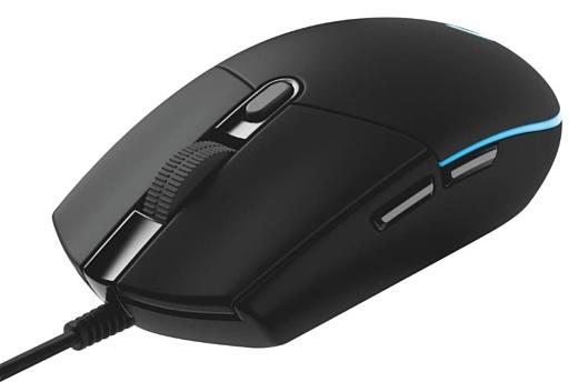 Logitech представила игровую мышь G203 Prodigy