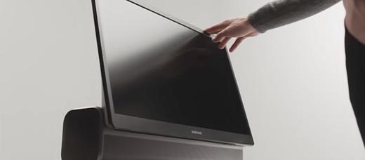Samsung анонсировала моноблок с аудиопанелью