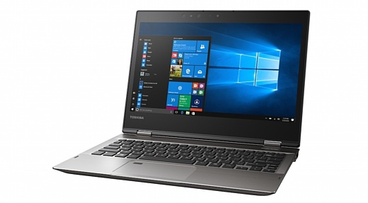 Toshiba показала гибридный ноутбук Portege X20W