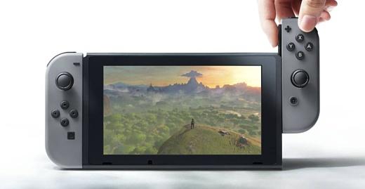 Nintendo Switch будет поддерживать microSD-карты емкостью до 2 ТБ