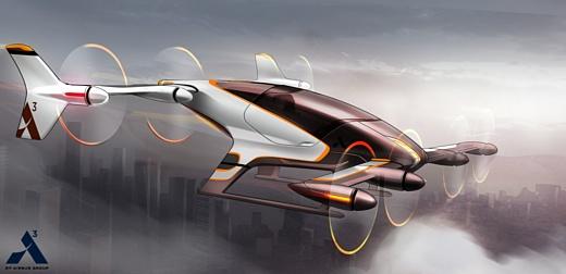 Прототип летающего авто Airbus будет готов в этом году