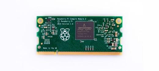 Raspberry Pi выпустила новый микрокомпьютер CM3