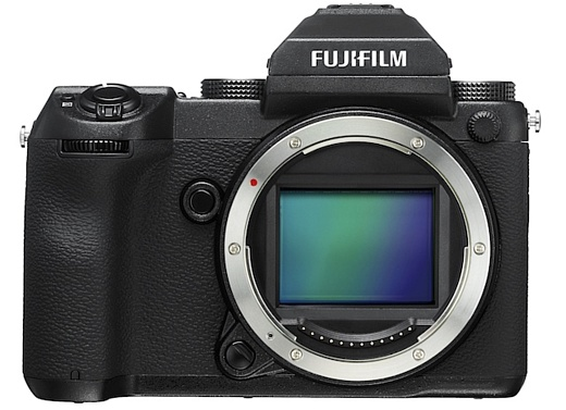 Fujifilm представила дорогую «беззеркалку» GFX 50S
