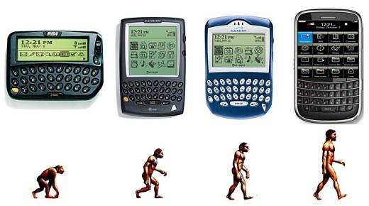 Бренду BlackBerry исполнилось 18 лет