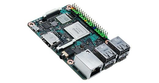 Tinker Board — клон Raspberry Pi от Asus