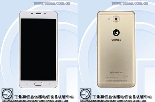 Gionee готовит новый недорогой смартфон F5L