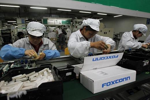 Foxconn и Apple построят в США завод за $7 млрд