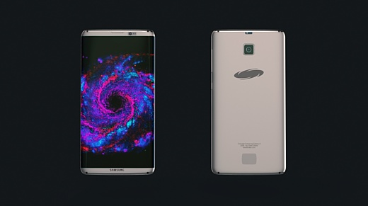 Слух: Samsung анонсирует Galaxy S8 29 марта