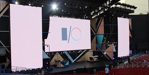 Конференция Google I/O 2017 пройдет с 17 по 19 мая