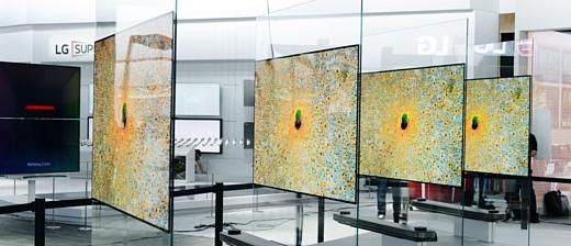 LG назвала стоимость своих новых 4K OLED W телевизоров