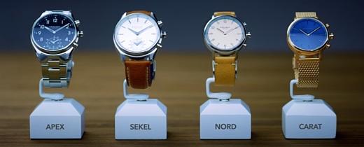 Kronaby — умные часы, которые могут проработать без подзарядки 2 года