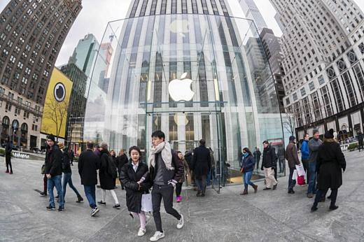 Apple установила очередной рекорд продаж