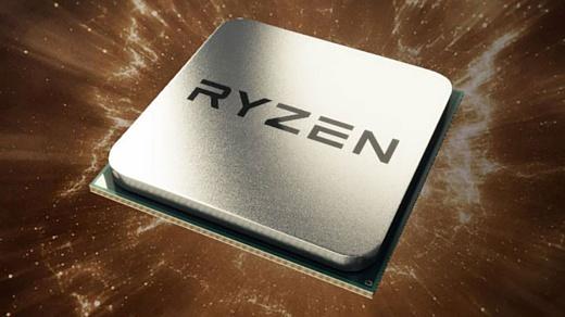 AMD подтвердила дату выхода процессоров Ryzen
