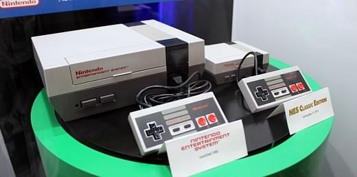 Nintendo продала больше 1.5 млн ретро-консолей NES Classic