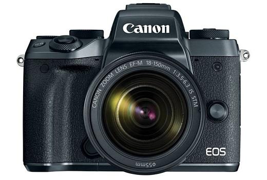 Слух: Canon скоро анонсирует камеру EOS M6