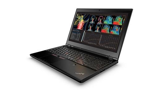 Lenovo анонсировала три новых мощных ноутбука ThinkPad P