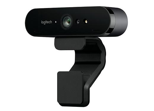 Logitech выпустила широкоугольную веб-камеру BRIO с разрешением 4К и HDR