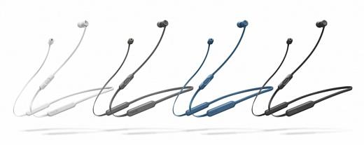 Apple начнет продажи наушников BeatsX 10 февраля