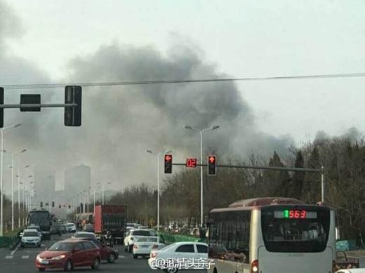 На китайском заводе батарей Samsung случился пожар