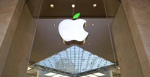 Акции Apple вновь побили рекорд