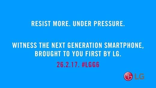 LG G6 получит корпус с защитой от воды и пыли