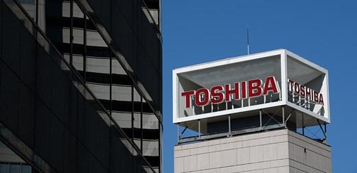 Toshiba продаст производство компьютерных чипов, чтобы не обанкротиться