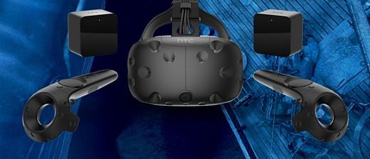 В 2017 HTC выпустит «мобильный VR-продукт»