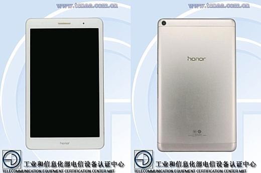 В базе TENAA заметили новый планшет Huawei MediaPad T3