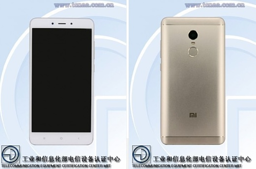 Утечка: фото и характеристики нового Xiaomi Redmi Note