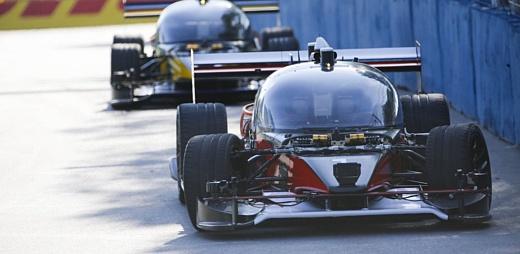 Первые гонки автономных авто закончились аварией