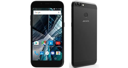 Archos анонсировала бюджетные смартфоны 50 Graphite и 55 Graphite