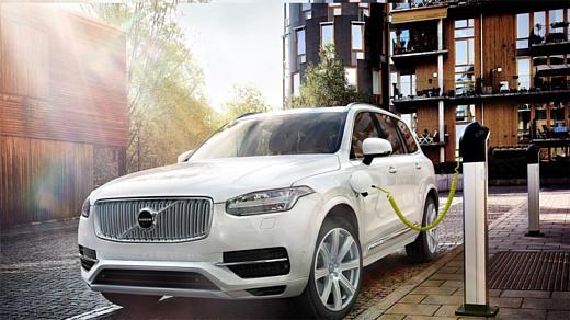 Первый электрокар Volvo выпустят в 2019