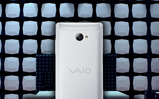 Vaio анонсировала смартфон Phone A